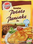 Panni Bavarian or Shredded Potato Pencake Mix 2 FOR $10 - Panni's Bavarian-style Potato Pancakes have a creamy rich potato texture. They are a great side dish for anything from salads to dinner main courses, but they can also be enjoyed as a stand-alone meal
