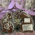 Cookie Cutter Bunny - Milk Chocolate 2oz