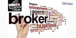 Broker PM BootCamp (August) Have you been wondering how those big bad brokers are makin' it? (Saturday BootCamp class)