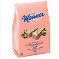 Manner -Hazelnut Wafers,14 oz/400g, 2 FOR $16 , !! US SELLER!! - Buy 2,buy 4,same shipping if you have some question,please contact us 570-251-7751 or Email us romansfamous@gmail.com