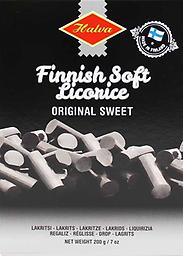 Finnish Sweet Licorice by Halva 7oz, 1box $4 !! US SELLER !! if you have some question,please contact us 570-251-7751 or Email us romansfamous@gmail.com