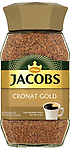 Jacobs Cronat Gold Inst Coffee-GLASS (200g) !! US SELLER !! - if you have some question,please contact us 570-251-7751 or Email us romansfamous@gmail.com