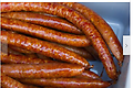 Krainerwurst German Long Double Smoked, Thick Sausage Ready to Eat !!US SELLER!! - 3lb for $25 6lb for $50 same shipping if you have some question,please contact us 570-251-7751 or Email us romansfamous@gmail.com