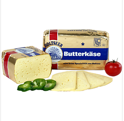 Holtseer Butterkäse German Cheese 1lb/16oz $13 !! US SELLER !! 1lb for $13 2lb for $26 3lb for $39 4lb for $52 same shipping if you have some question,please contact us 570-251-7751 or Email us romansfamous@gmail.com