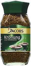 Jacobs Kronung Instant Coffee-GLASS (200g) !! US SELLER !! FREE SHIPPING 1 jar for $18.5 2 jars for $32 if you have some question,please contact us 570-251-7751 or Email us romansfamous@gmail.com