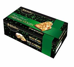 Schlunder Butter Almond Christmas Stollen Cake 26.4oz$16 !! US SELLER !! 1p for $16