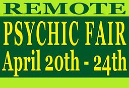 REMOTE PSYCHIC FAIR READING REMOTE PSYCHIC FAIR READING - 15 minute reading. Members $25 , Non Members $30