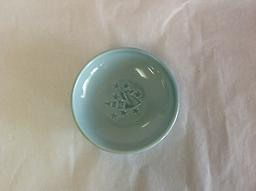 Air France 3 inch Mini Saucer - Curbside Pickup Air France 3 inch Mini Saucer