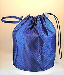 "GoKnit Jewel Bag - Medium GoKnit Jewel Bag Size: Medium 8"" x 11"" **PLEASE SPECIFY COLOR CHOICE AT CHECKOUT!**"