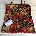 Red and Black Size L - Red and Black Cami Size L