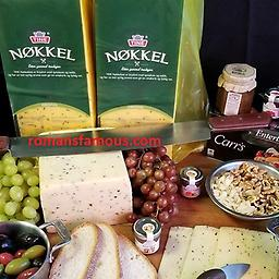 Nokkelost Norwegian Cheese ** TINE** 1lb, 16oz !! US SELLER !! if you have some question,please contact us 570-251-7751 or Email us romansfamous@gmail.com