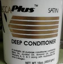 Decca Plus Deep Conditioner Contains the finest natural ingredients including key essential oils, collagen, aloe, plant proteins and vitamins to formulate an effective hair and scalp conditioner