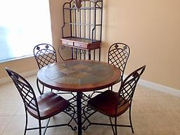 Beautiful 8-Pc Complete Dining Room Set Beautiful 8-Pc Complete Dining Room Set