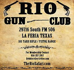 Texas LTC Course - New License (Rio Gun Club Members Only) Texas License To Carry Course - New License Discounted class for Rio Gun Club Members. Proof of membership required to be presented on the day of the class.