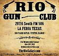 Texas LTC Course - New License (Rio Gun Club Members Only) - Texas License To Carry Course - New License Discounted class for Rio Gun Club Members. Proof of membership required to be presented on the day of the class.