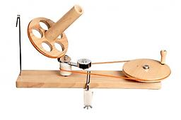 Natural Ball Winder A beautiful design. Has an extra wide clamp to fit almost any surface. Pairs well with Natural Swift.