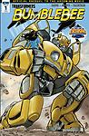 Transformers: Bumblebee Issue #1 - Transformers: Bumblebee Bell County Comic Con Variant Cover Issue #1