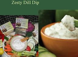 Zesty Dill Dip Looking for a full flavored dill dip mix, look no further!!