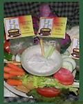 Spankin Spicy Party Dip - One of our top sellers - It's got a spicy kick, but not hot. Very flavorful.