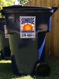 ALL OTHER SERVICE AREAS | ONCE WEEK SERVICE $60.00 quarterly and a $15.00 cart delivery fee. Trash collection once a week. Includes 1 Trash cart. OPTIONAL: Add an extra cart for $90.00 quarterly