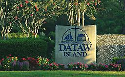 DATAW ISLAND   ONCE WEEK SERVICE $90.00 quarterly and a $15.00 cart delivery fee. Trash collection once a week. Includes 1 Trash cart. OPTIONAL: Add an extra cart for $120.00 quarterly