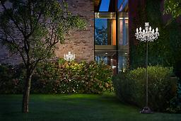 STL6 - OUTDOOR Floor Lamp IP65 Italy factory confirmed their Outdoor Series of items TEST REPORT as given: UV Resistant +50degree C Resistant, -30degree C Resistant, 90KM/H WIND Resistant, and IP65 Water Resistant.