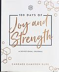Joy and Strength - Written by Candace Cameron Bure. Each day through this journey, you will discover inspiration through a short heartfelt and personal devotion.