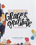 Grace and Gratitude - In 100 Days of Grace & Gratitude: A Devotional Journal, we've thoughtfully collected and exquisitely designed God's best promises in a journal.