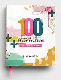 100 Days of Bible Promises In 100 Days of Bible Promises: A Devotional Journal, author Shanna Noel prompts you to dive into God's unwavering truth, with topics such as freedom, comfort, grace, and gratitude.
