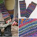 Austra's Wrist Warmers and Boot Cuffs - Please specify kit 1-5. Or, call the shop to order over the phone or if you would like it shipped for an additional $8.50. 651-702-0880.