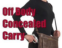 10/30/21 Off Body Concealed Carry Location: Great Guns (16126 County Rd 96, Nunn, CO 80648_ Saturday, October 30, 2021 from 8:30 AM - 5 PM