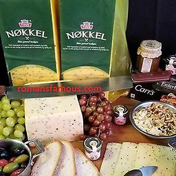 Nokkelost Norwegian Cheese ** TINE** 6 lb !! US SELLER !! if you have some question,please contact us 570-251-7751 or Email us romansfamous@gmail.com