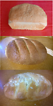 3. Less Sweet Bread Box - One English Toasting Bread One Limpa Bread and One Almond Filled Cardamom Bread