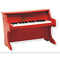 "Toy Spinet Piano - Slightly smaller then a Toy Grand Piano (12"" tall x 17"" wide) has 25 chromatically tuned notes, that never go out of tune."