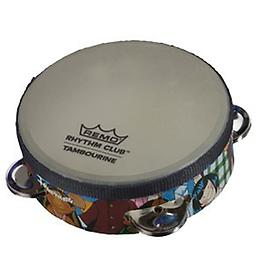 Kids Tambourine This is a prefect size tambourine for the little hands