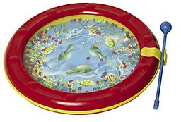 Ocean Wave Drum Have the ocean in the palm of your hand with this ocean wave drum