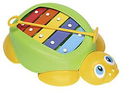 Turtle Xylophone An enchanting musical turtle that's sure to delight! Children will adore making music with this cute, colorful, character.