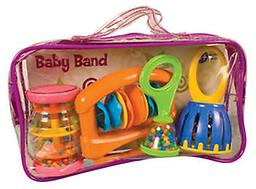 Baby Band Creative Child Magazine's Top Toy of the Year award! Your child will love shaking and rocking with the Baby Band.