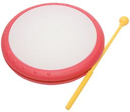 Hand Drum Produce great sound with this easy to grip hand drum.