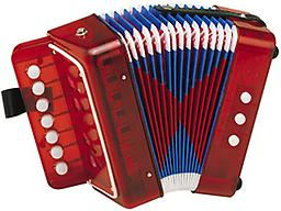 Toy Accordion Little kids will love playing this colorful toy Accordion
