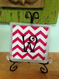 Acrylic Trivet/Hot plate Create your own personalized trivet/hot plate!!!!!