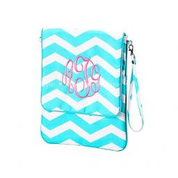 Aqua Chevron iPad Case Keep your tablet safe & stylish!
