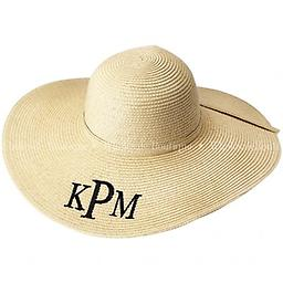 Adult Floppy Hat Super Cute for summer! Be ready for the beach & vacation!