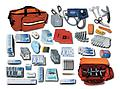 EMI Multi Trauma Response Kit - Disasters, Multiple Patients, Mass Casualities - Respond with the most complete portable and effective kit available - EMIs Multi Trauma Response Kit !