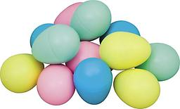 Easter Egg Percussion These egg-shaped shakers are the perfect musical addition to any Easter basket or egg hunt!