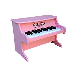 25 Key My First Piano - Pink Schoenhuts 25 key tabletop is an excellent choice for a toddlers first piano!