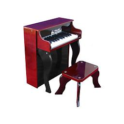 25 Key Elite Spinet Piano Schoenhuts Elite Spinet is beautifully designed with curved legs and an elegant style, yet extremely durable and sturdy