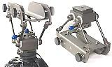 Alamo Four Star DCLW Head DCLW head Only, Tripod Not Included. Manfrotto type Tripods. Cradle only; Side Press Kit included