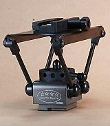 Alamo Four Star DCLW Cradle Cradle Kit for Flat Top DCLW Head w/ Picatinny Rail on Bottom, Includes Side Press Kit