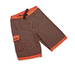 Ducksday Summer Boardshorts - Houndstooth Ducksday Quick-Dry Boardshorts are made with Feran Ice-Finish fabric, which absorbs and wicks moisture for a cooling effect.